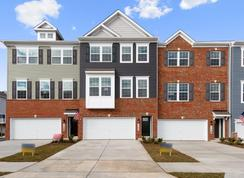 AUBURN - Westview South Townhomes: Frederick, District Of Columbia - D.R. Horton