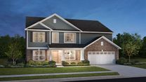 Pleasant Valley by D.R. Horton in Indianapolis Indiana