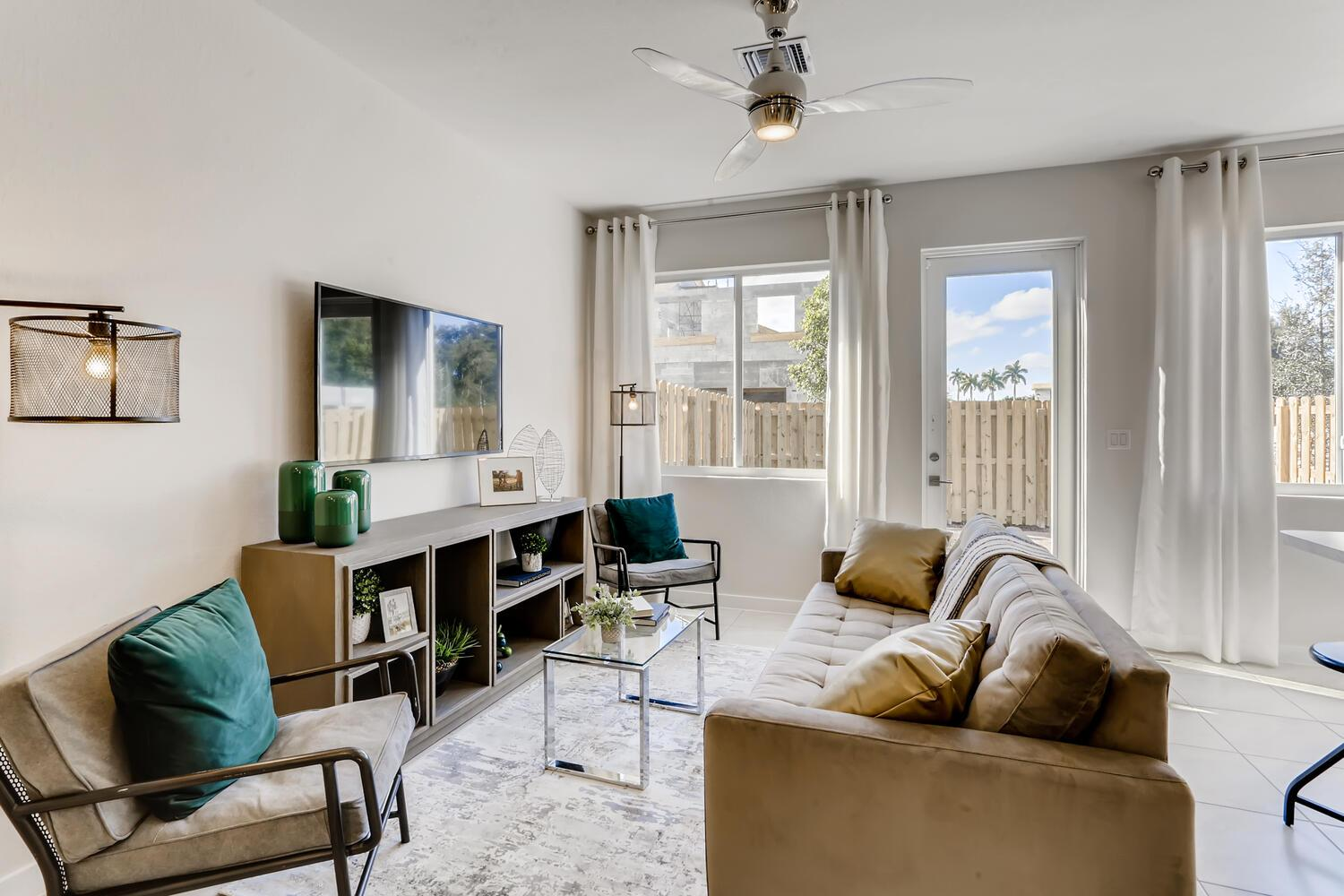 Living Area featured in the Hyde By D.R. Horton in Miami-Dade County, FL