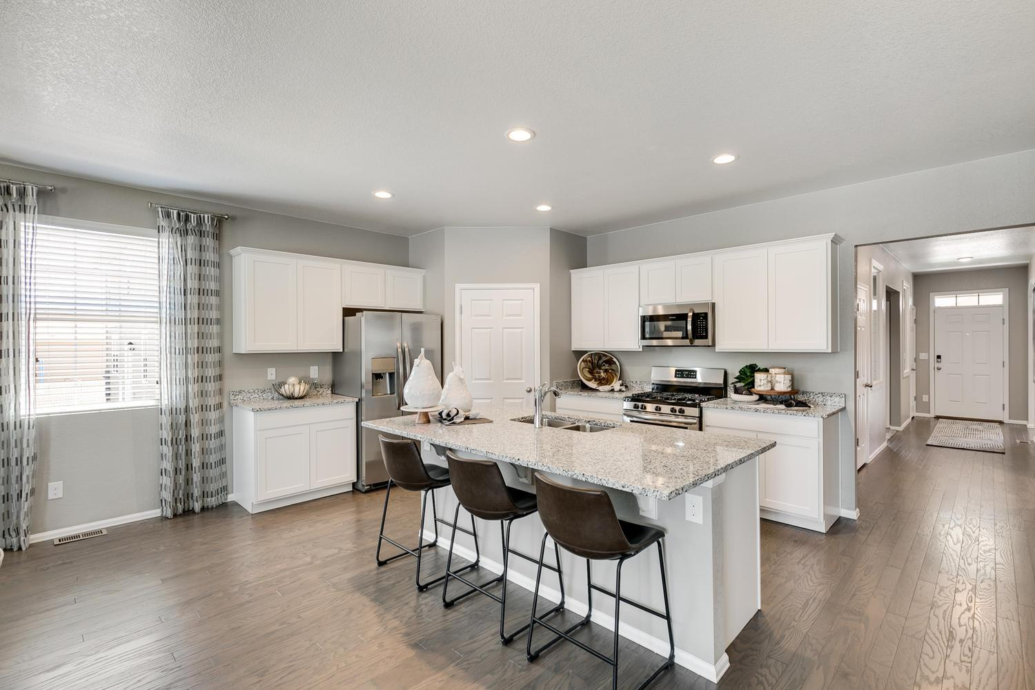 Kitchen featured in the CALI By D.R. Horton in Denver, CO