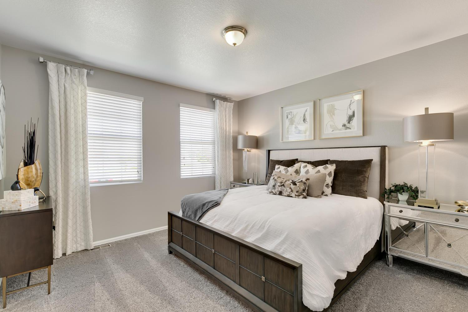 Bedroom featured in the CALI By D.R. Horton in Denver, CO
