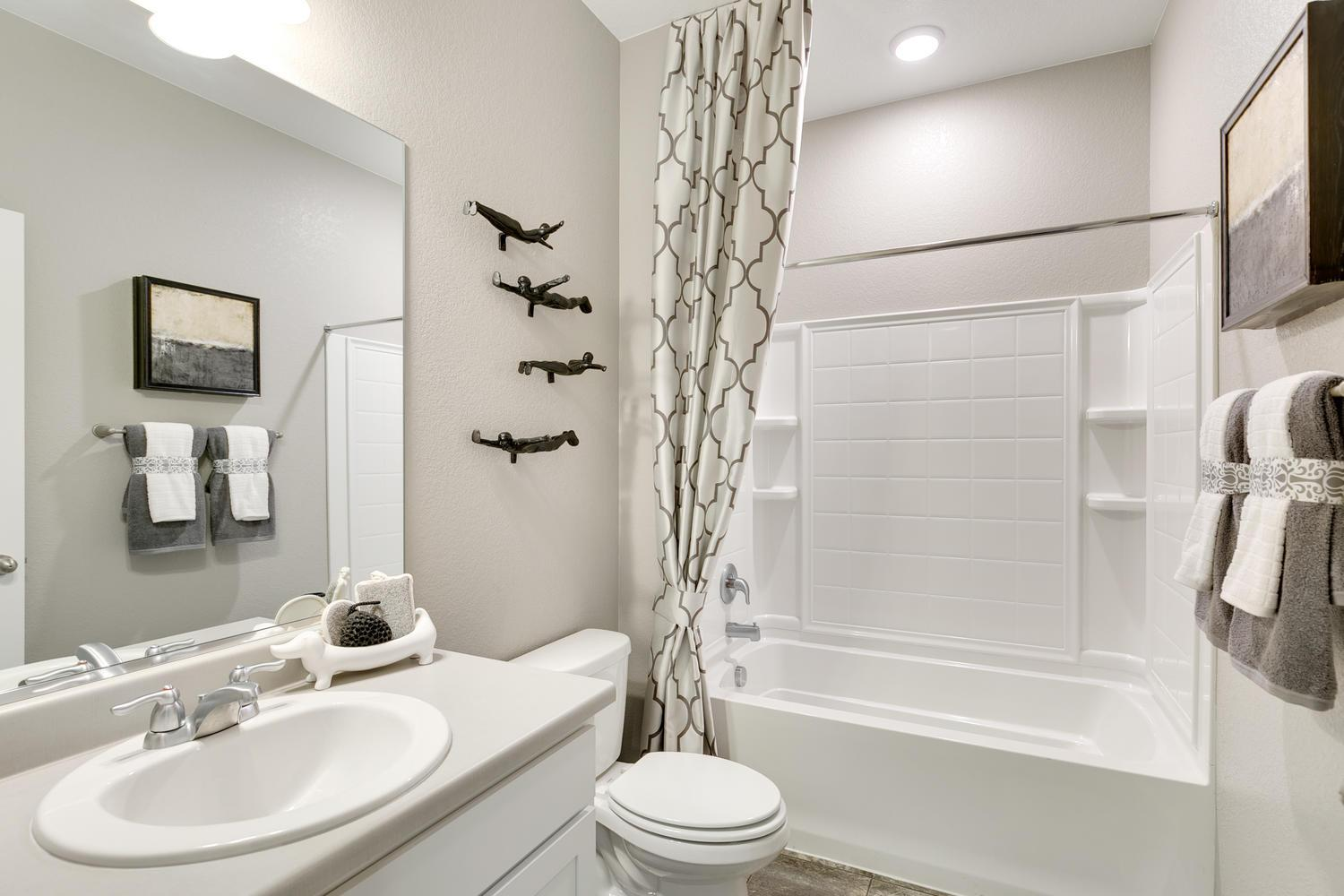 Bathroom featured in the CALI By D.R. Horton in Denver, CO