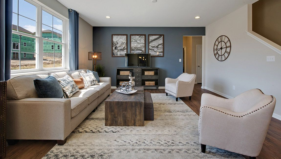 Living Area featured in the Hadley By D.R. Horton in Atlantic-Cape May, NJ