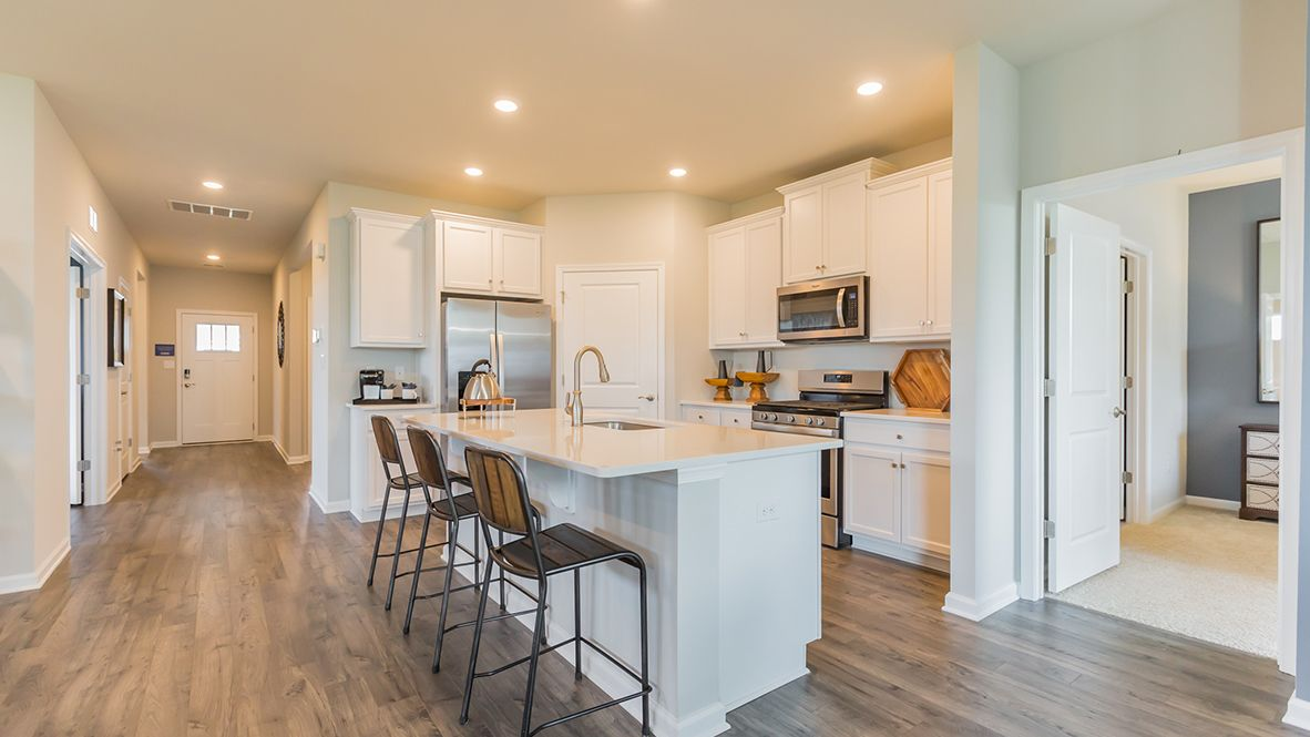Kitchen featured in the Bristol By D.R. Horton in Atlantic-Cape May, NJ