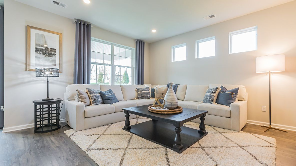 Living Area featured in the Bristol By D.R. Horton in Atlantic-Cape May, NJ
