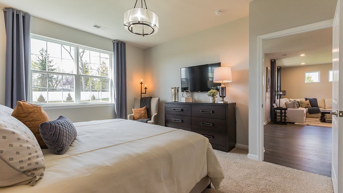 Bedroom featured in the Bristol By D.R. Horton in Atlantic-Cape May, NJ