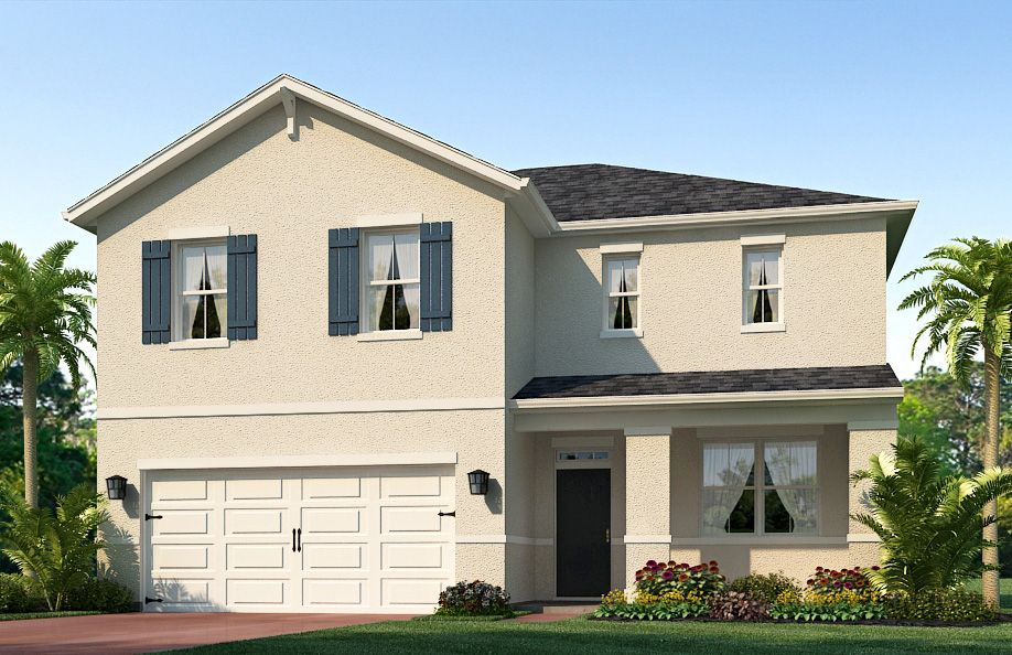 Exterior featured in the Galen By D.R. Horton in Miami-Dade County, FL