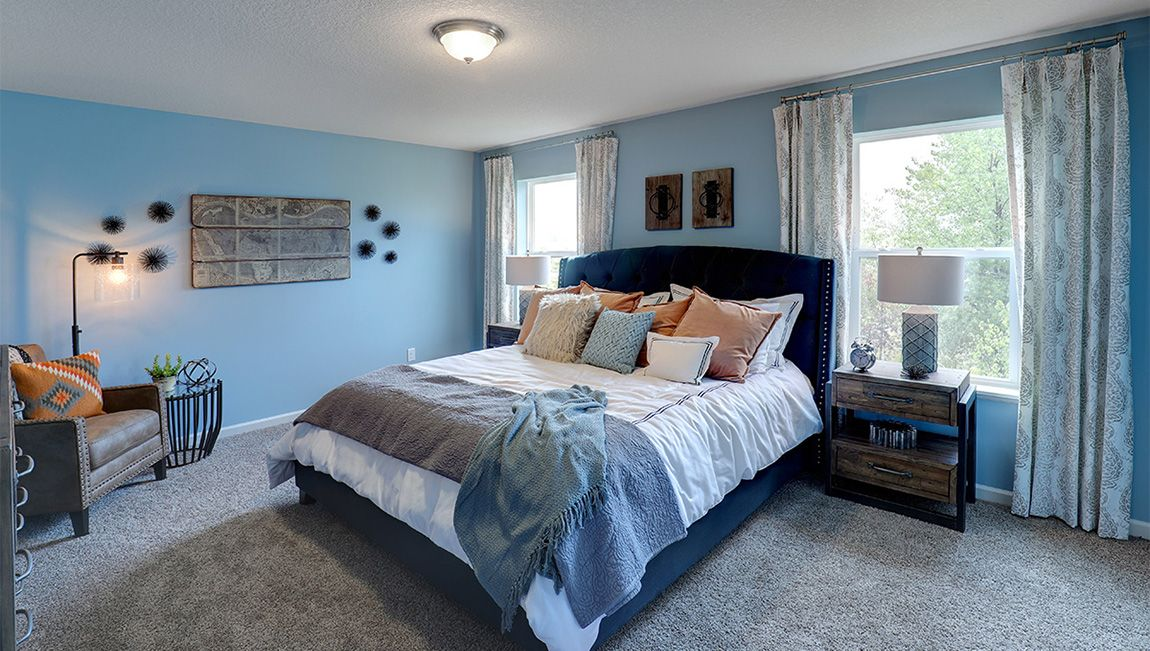 Bedroom featured in The Grant By D.R. Horton in Minneapolis-St. Paul, MN