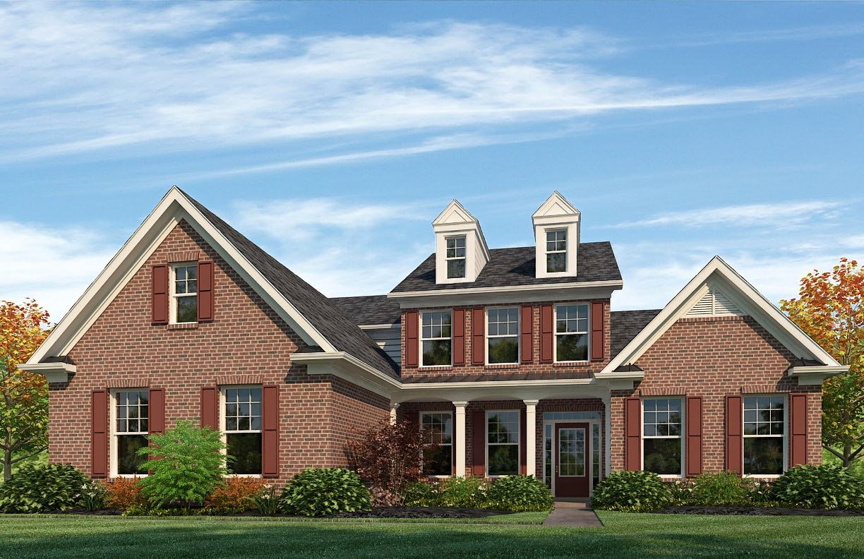 Exterior featured in the TISDALE By D.R. Horton in Nashville, TN