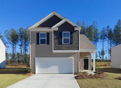 Wren - Shell Pointe at Cobblestone Village: Summerville, South Carolina - D.R. Horton