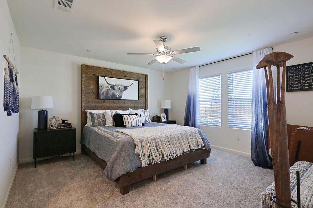 Bedroom featured in the Adams By D.R. Horton in Bakersfield, CA