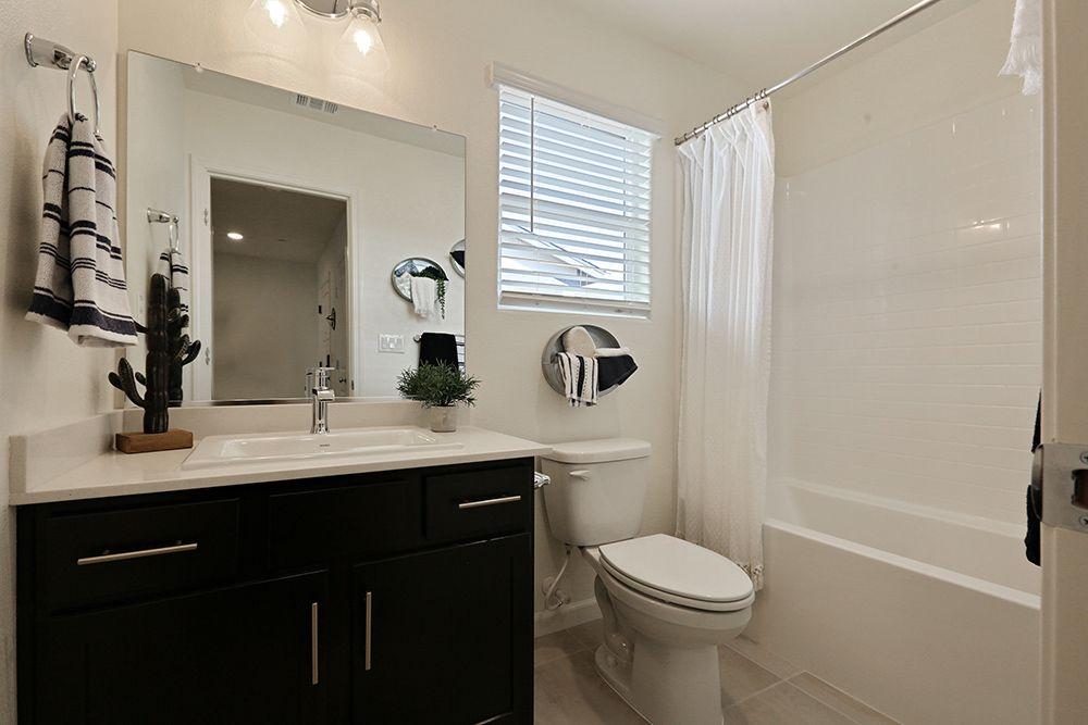 Bathroom featured in the Adams By D.R. Horton in Bakersfield, CA