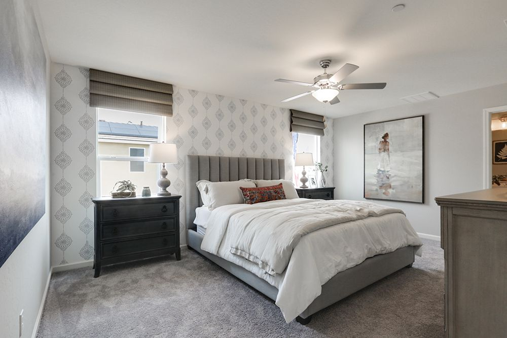 Bedroom featured in the Lincoln By D.R. Horton in Bakersfield, CA