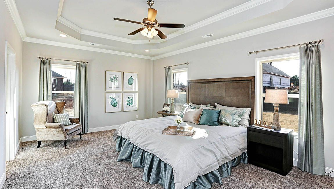 Bedroom featured in the HOLDEN By D.R. Horton in Nashville, TN