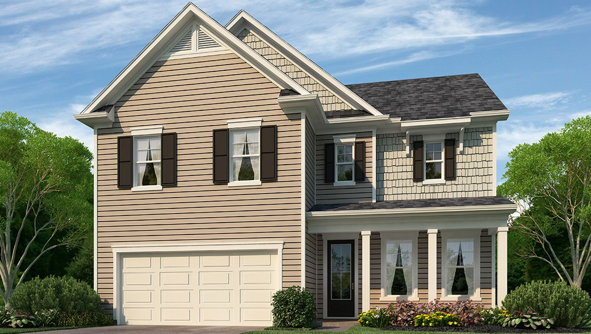Exterior featured in the GLYNN By D.R. Horton in Myrtle Beach, SC