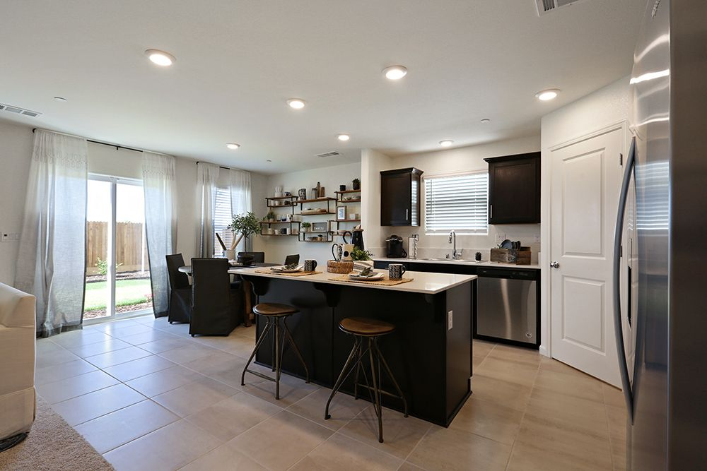 Kitchen featured in the Adams By D.R. Horton in Visalia, CA