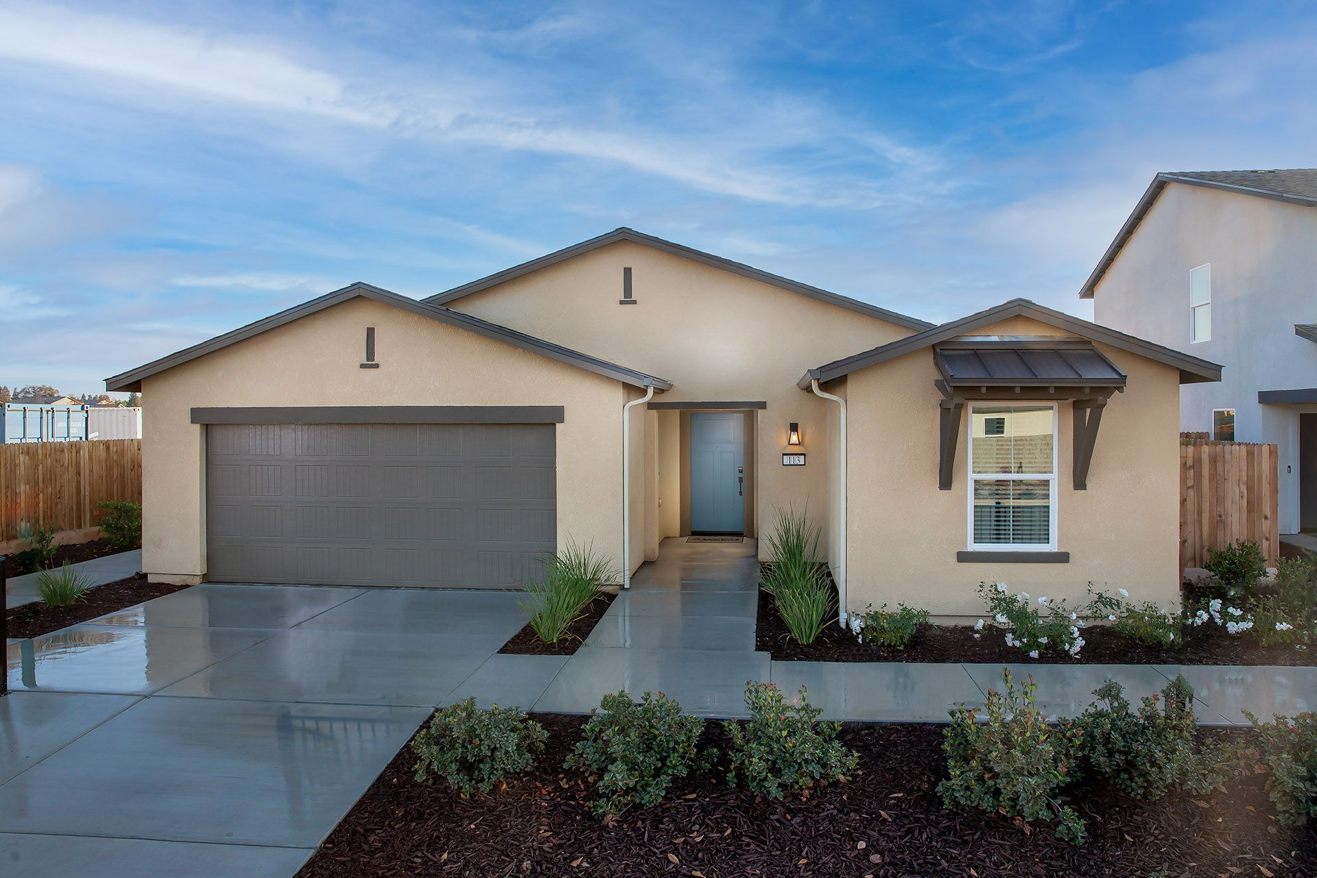 Exterior featured in the Adams By D.R. Horton in Merced, CA