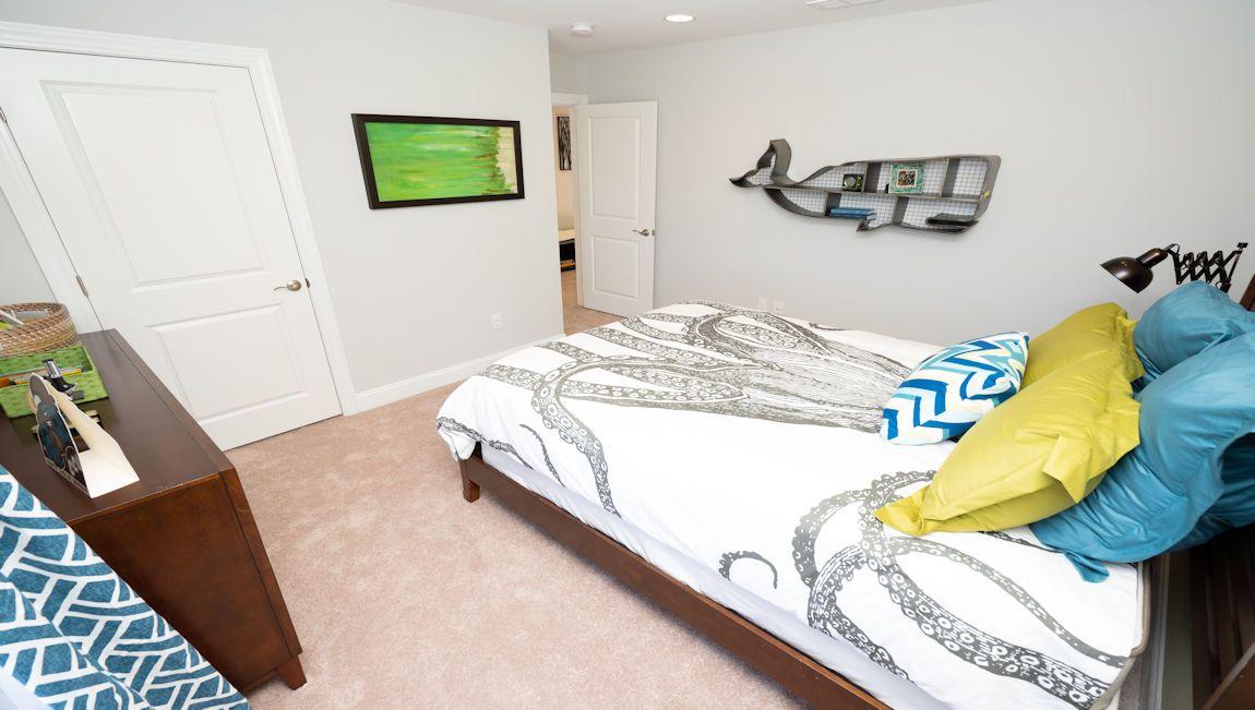 Bedroom featured in the BELFORT By D.R. Horton in Wilmington, NC