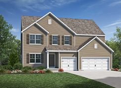 Camden - Ellington Village: Granville, Ohio - D.R. Horton