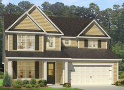 WILLOW OAK - Vann's Landing: Murrells Inlet, South Carolina - D.R. Horton