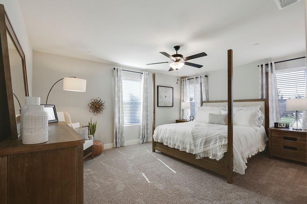 Bedroom featured in the Coolidge By D.R. Horton in Merced, CA