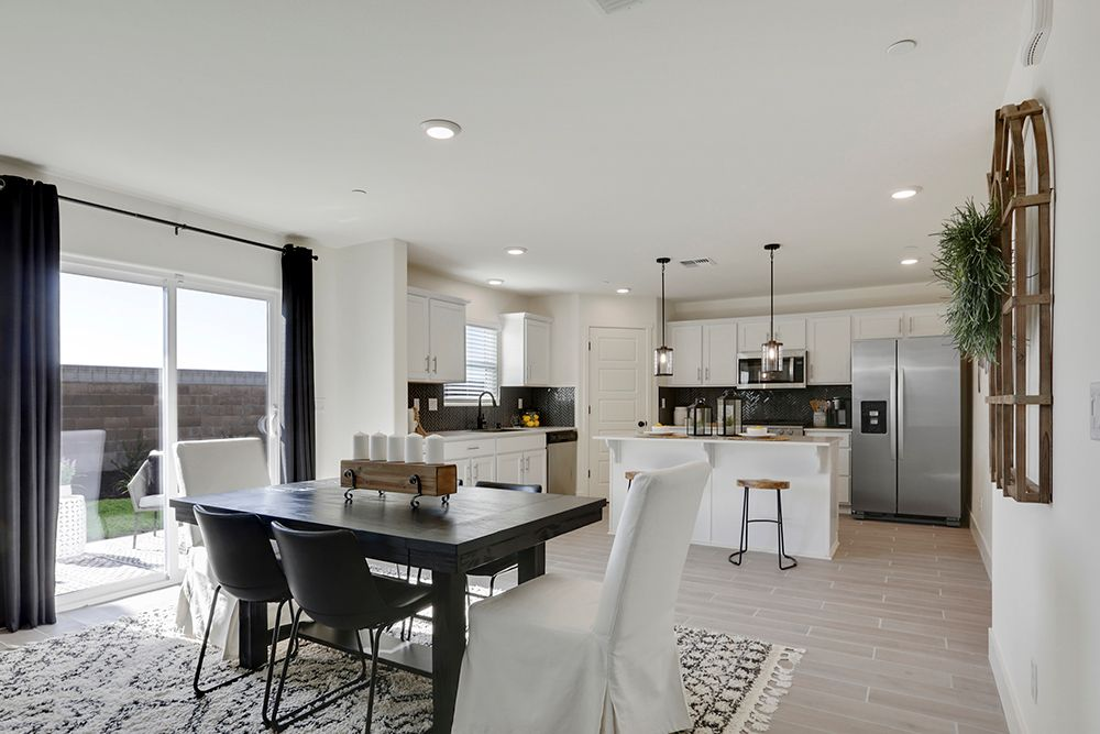 Kitchen featured in the Lincoln By D.R. Horton in Merced, CA