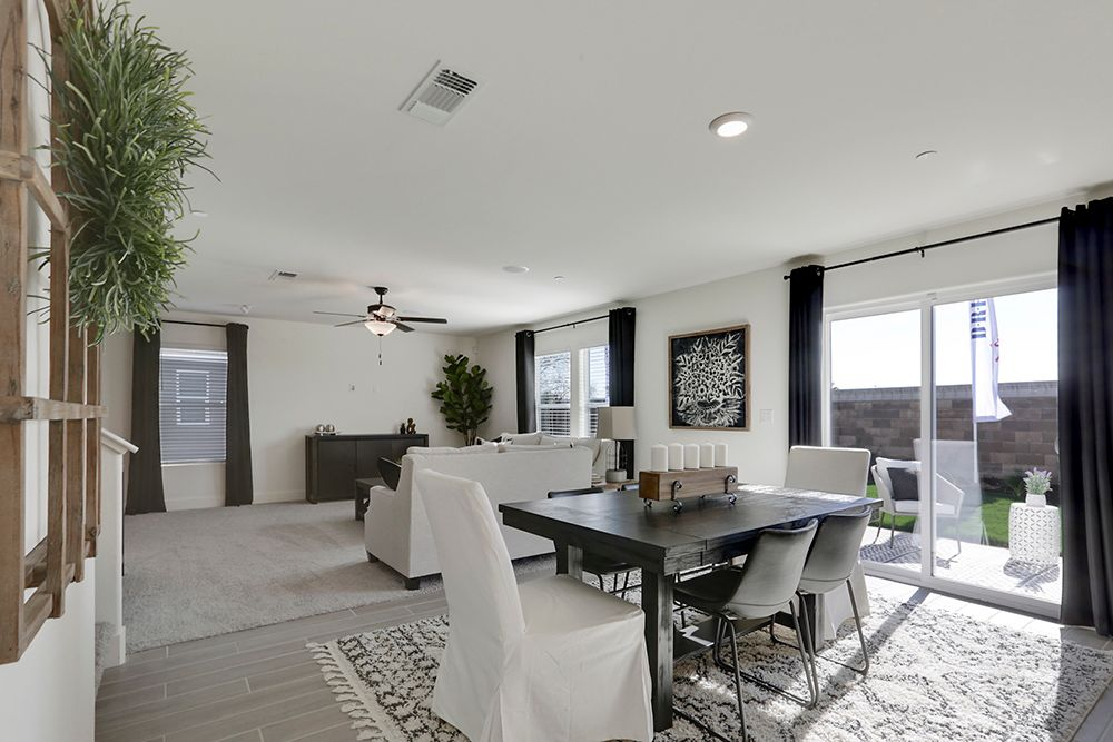 Living Area featured in the Lincoln By D.R. Horton in Merced, CA
