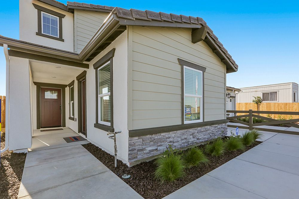 Exterior featured in the Lincoln By D.R. Horton in Merced, CA