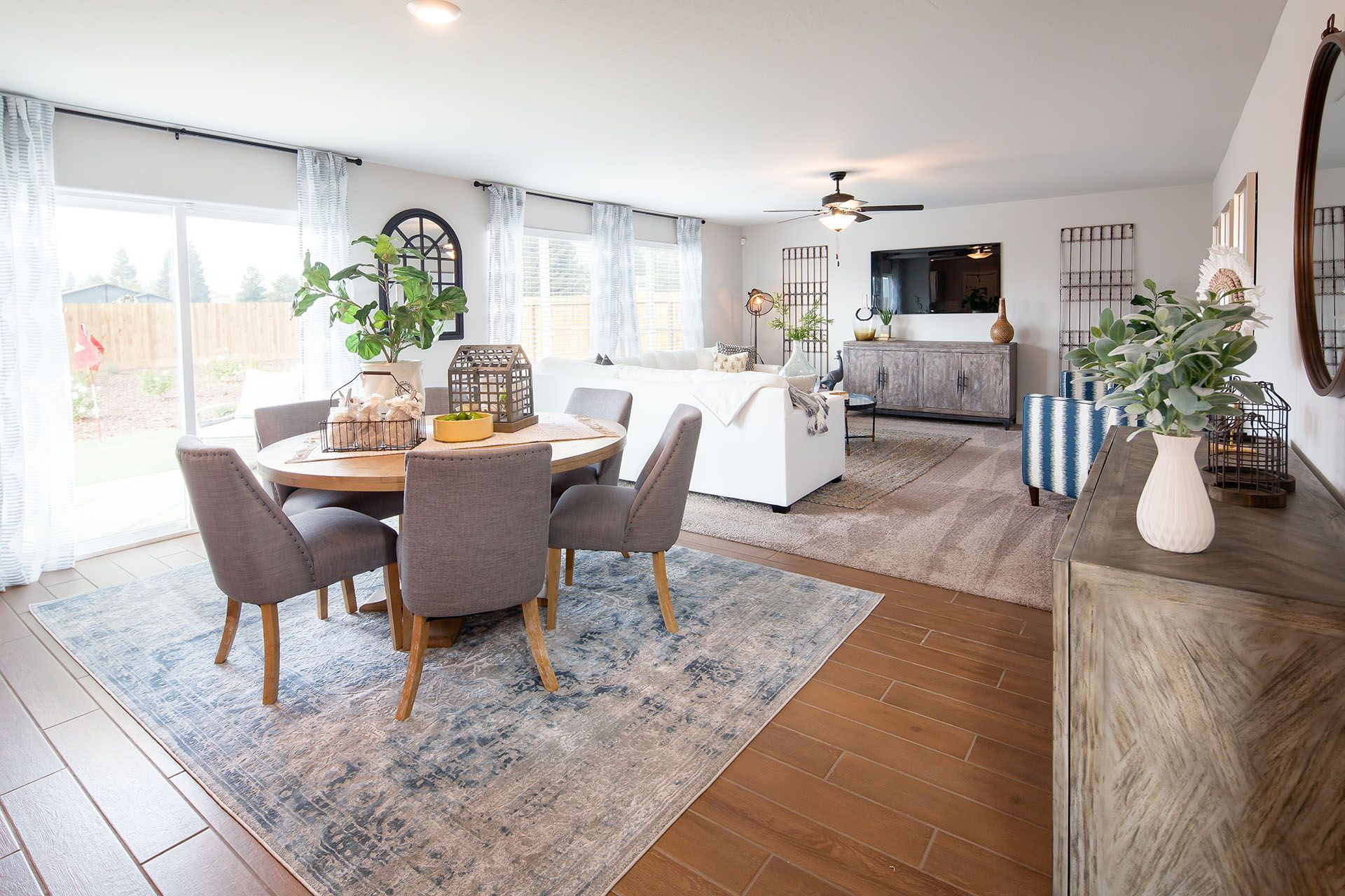 Living Area featured in the Monroe By D.R. Horton in Merced, CA