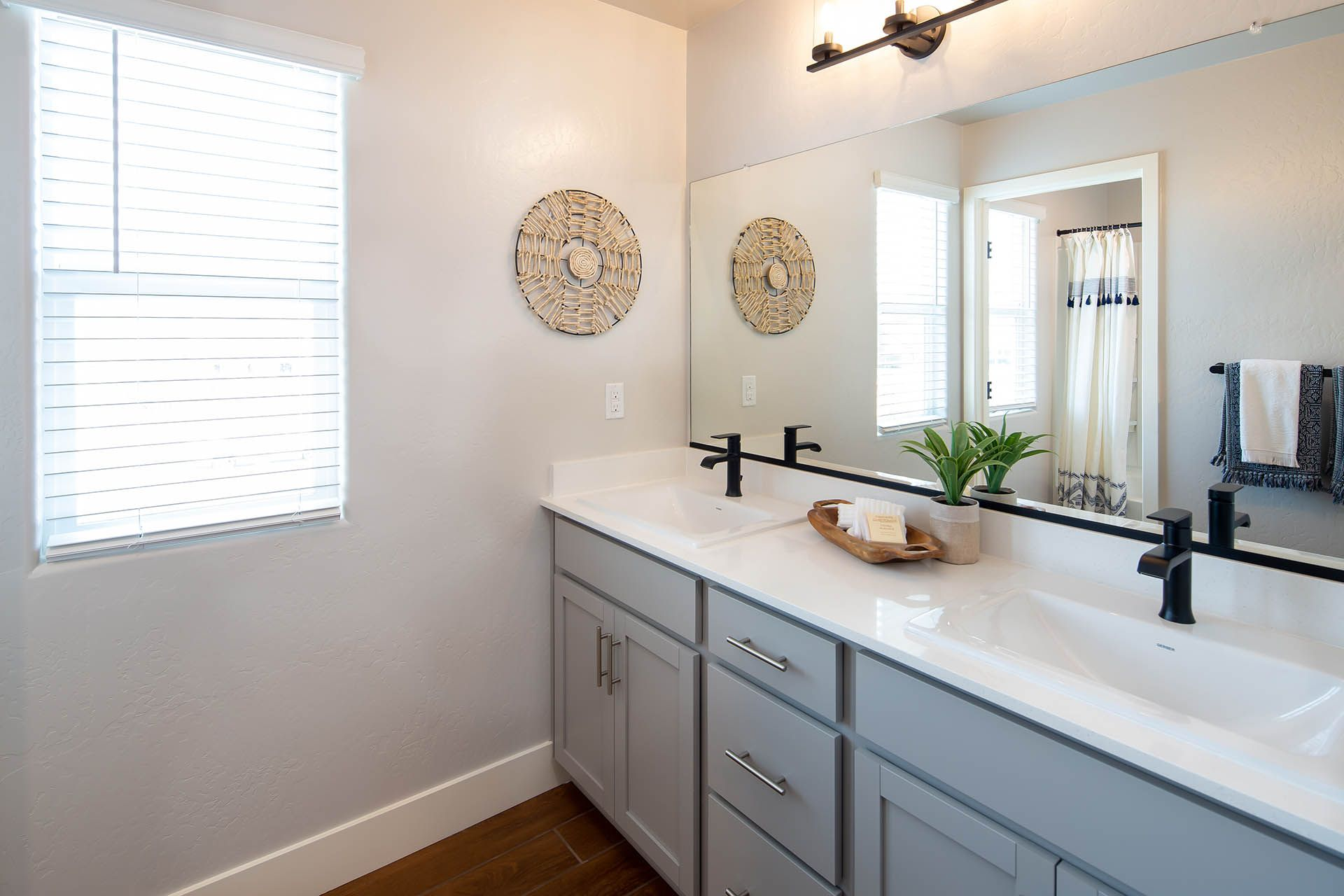Bathroom featured in the Monroe By D.R. Horton in Merced, CA