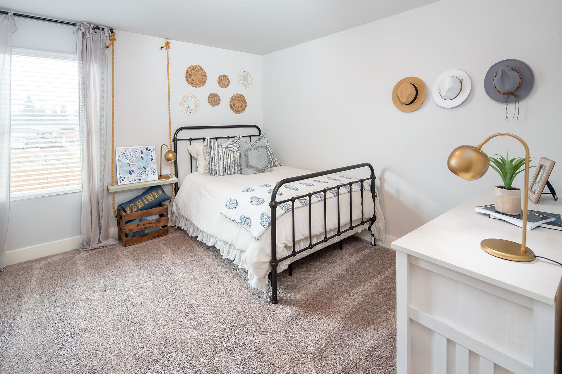 Bedroom featured in the Monroe By D.R. Horton in Merced, CA