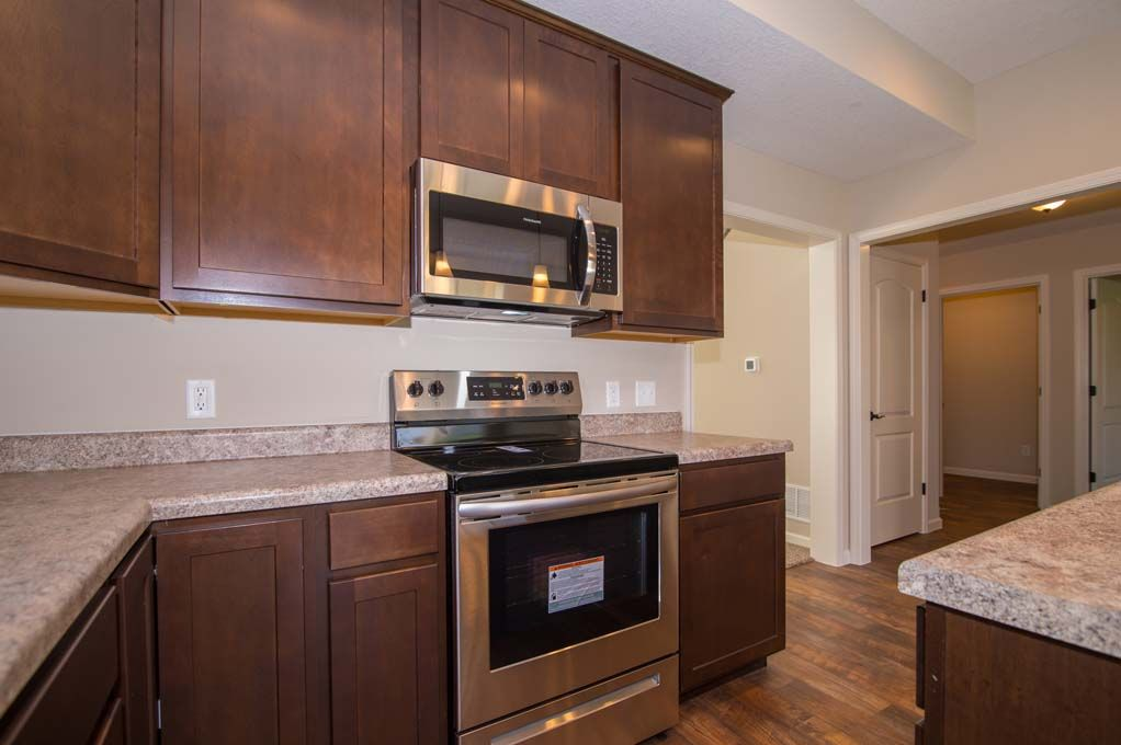 Kitchen featured in the Addison By D.R. Horton in Fort Wayne, IN