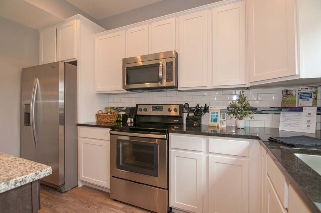 Kitchen featured in the Bristol By D.R. Horton in Fort Wayne, IN