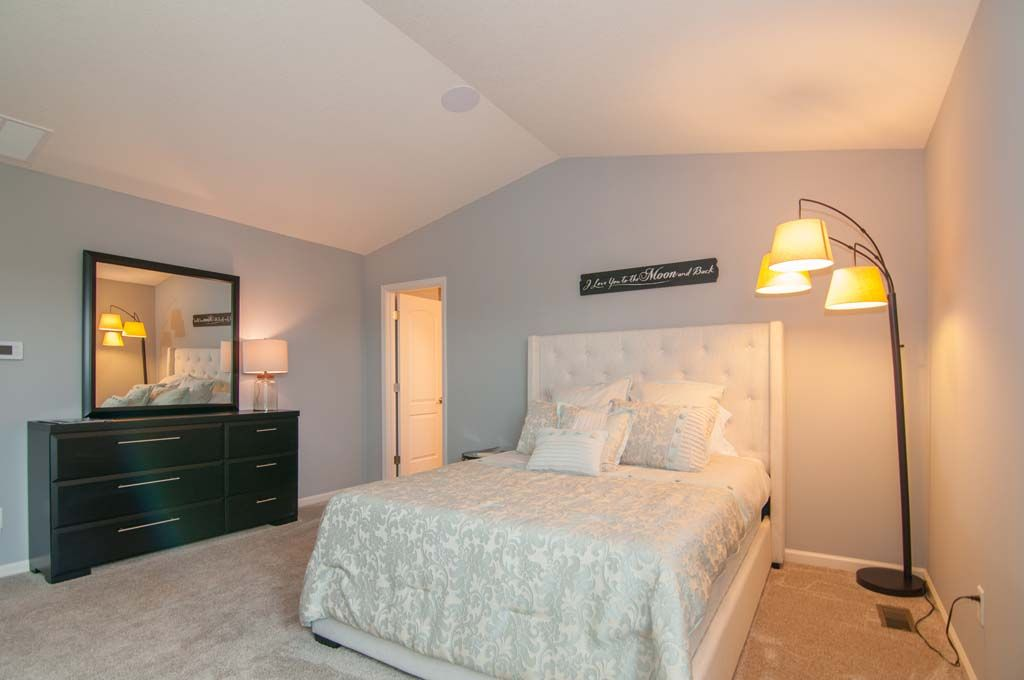 Bedroom featured in the Bristol By D.R. Horton in Fort Wayne, IN
