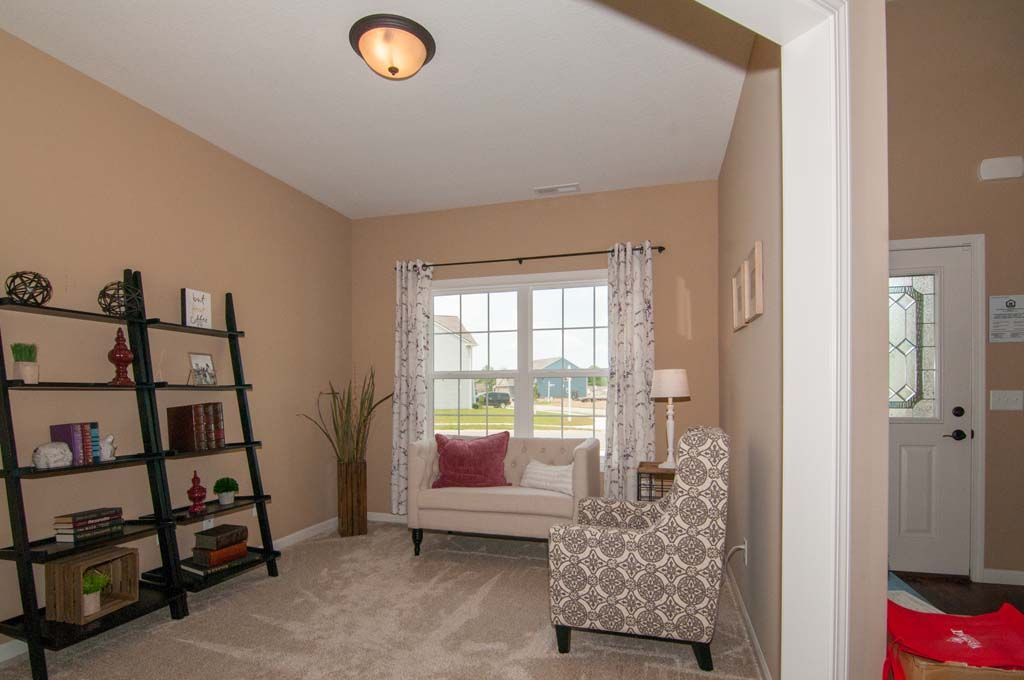 Living Area featured in the Denali By D.R. Horton in Fort Wayne, IN