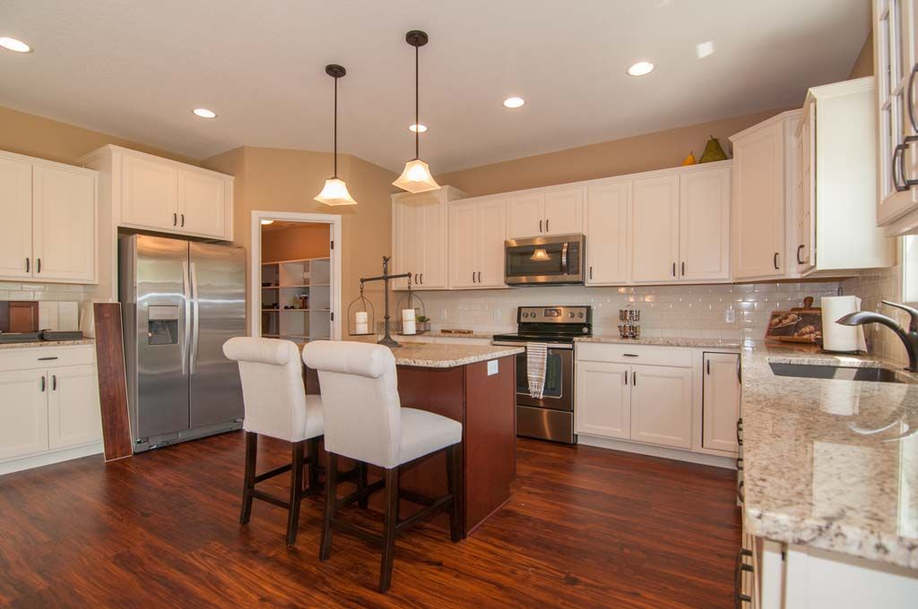 Kitchen featured in the Denali By D.R. Horton in Fort Wayne, IN