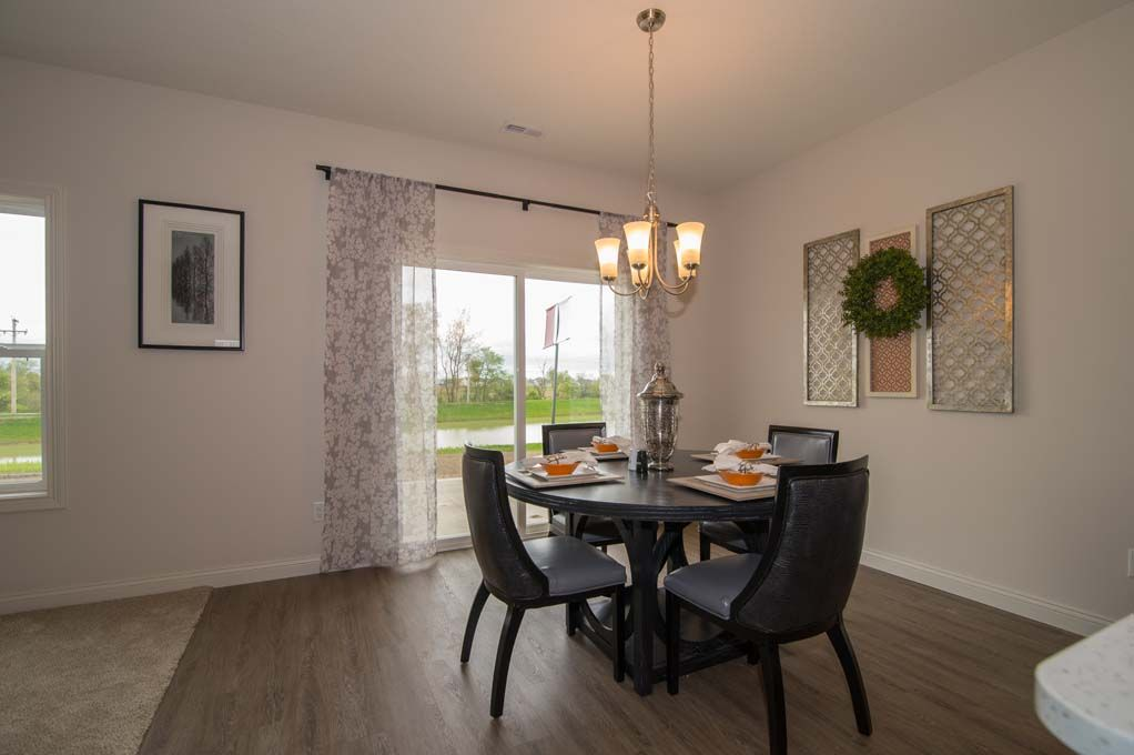 Kitchen featured in the Fairfield By D.R. Horton in Fort Wayne, IN