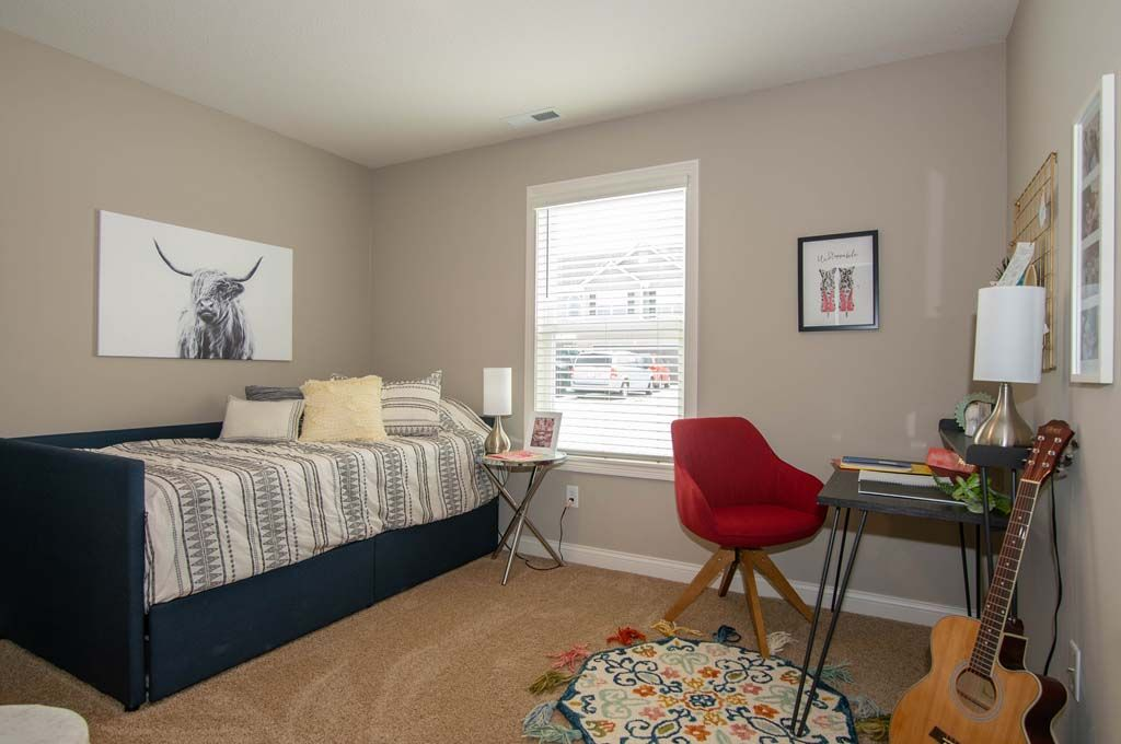 Bedroom featured in the Lafayette By D.R. Horton in Fort Wayne, IN