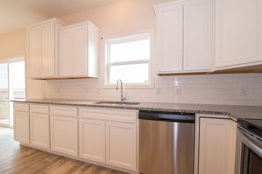 Kitchen featured in the McKinley By D.R. Horton in Fort Wayne, IN