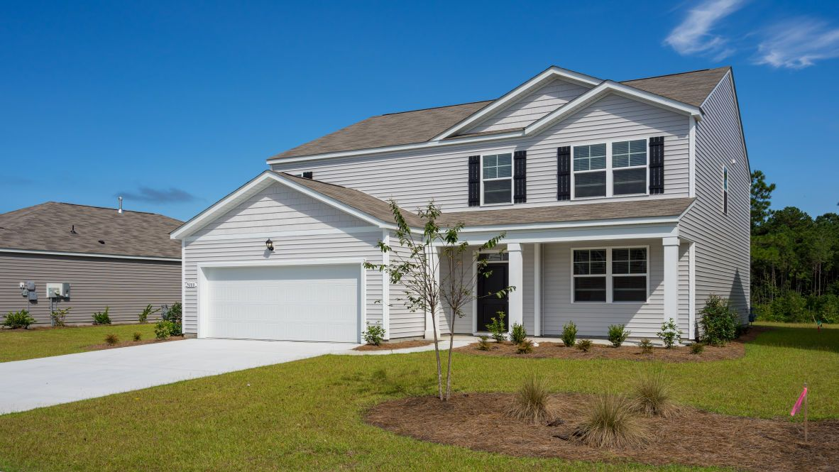 Exterior featured in the ELLE By D.R. Horton in Myrtle Beach, SC