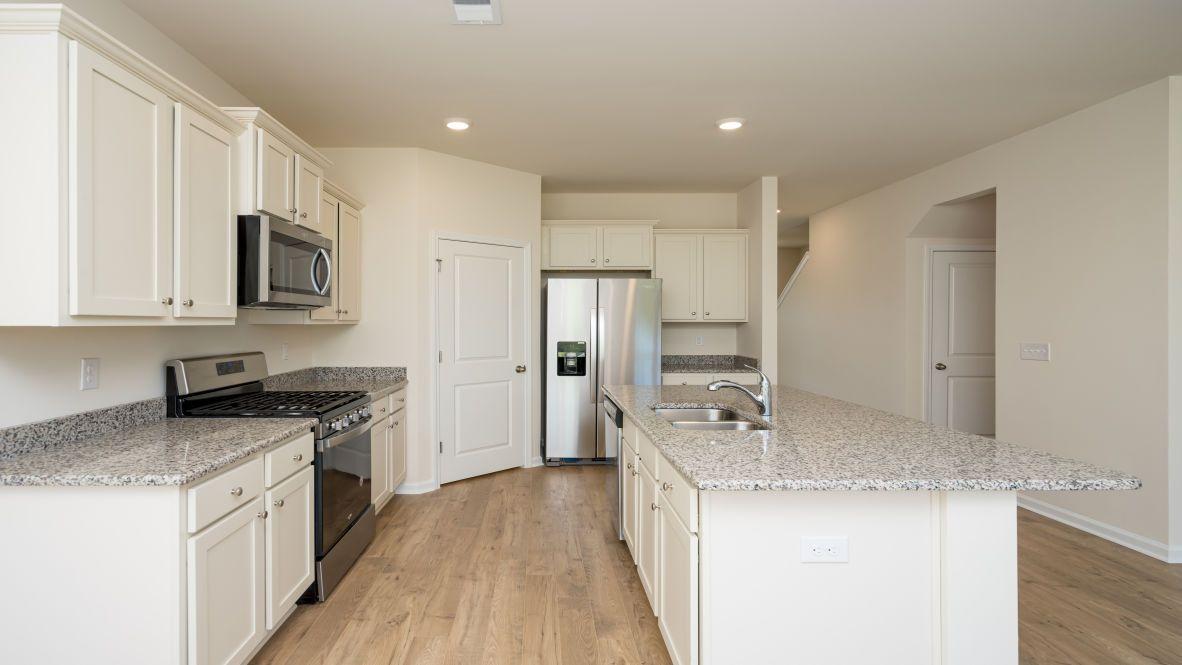 Kitchen featured in the ELLE By D.R. Horton in Myrtle Beach, SC
