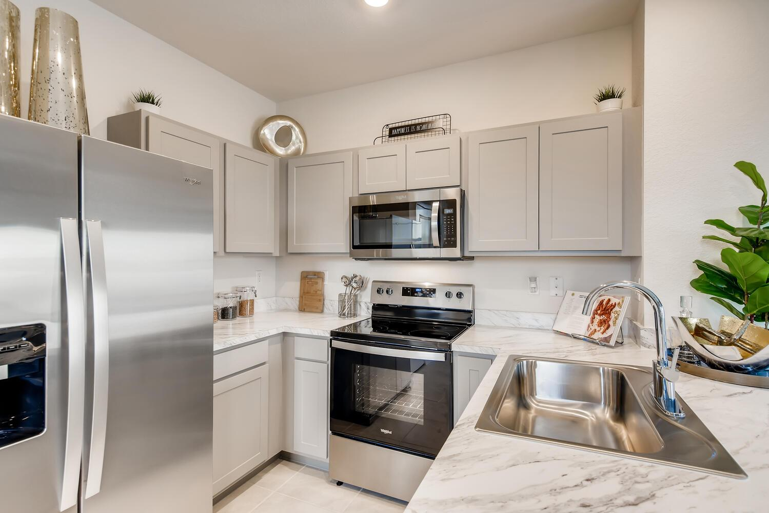 Kitchen featured in the Terra By D.R. Horton in Miami-Dade County, FL