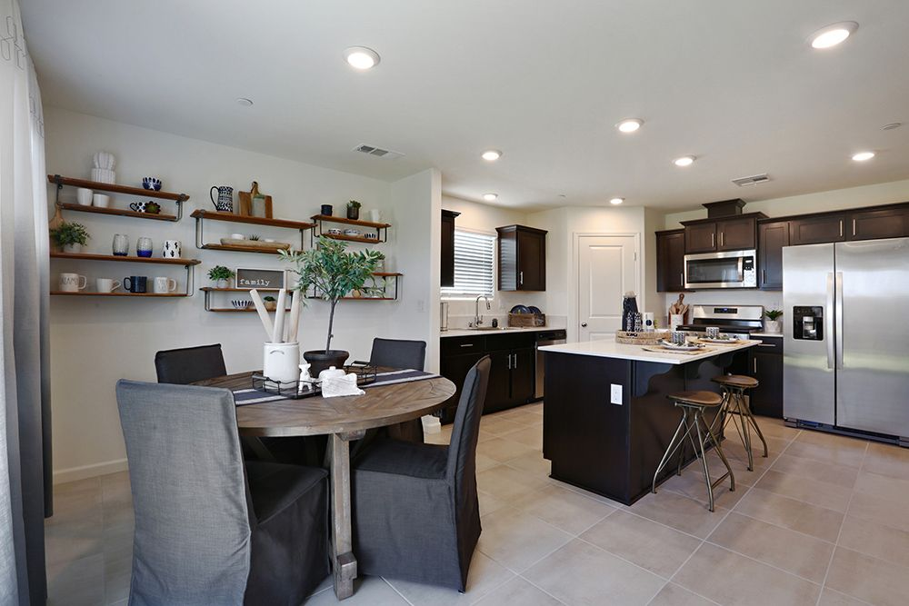 Kitchen featured in the Adams By D.R. Horton in Merced, CA