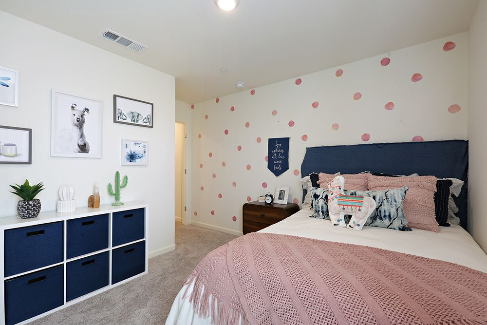 Bedroom featured in the Adams By D.R. Horton in Merced, CA