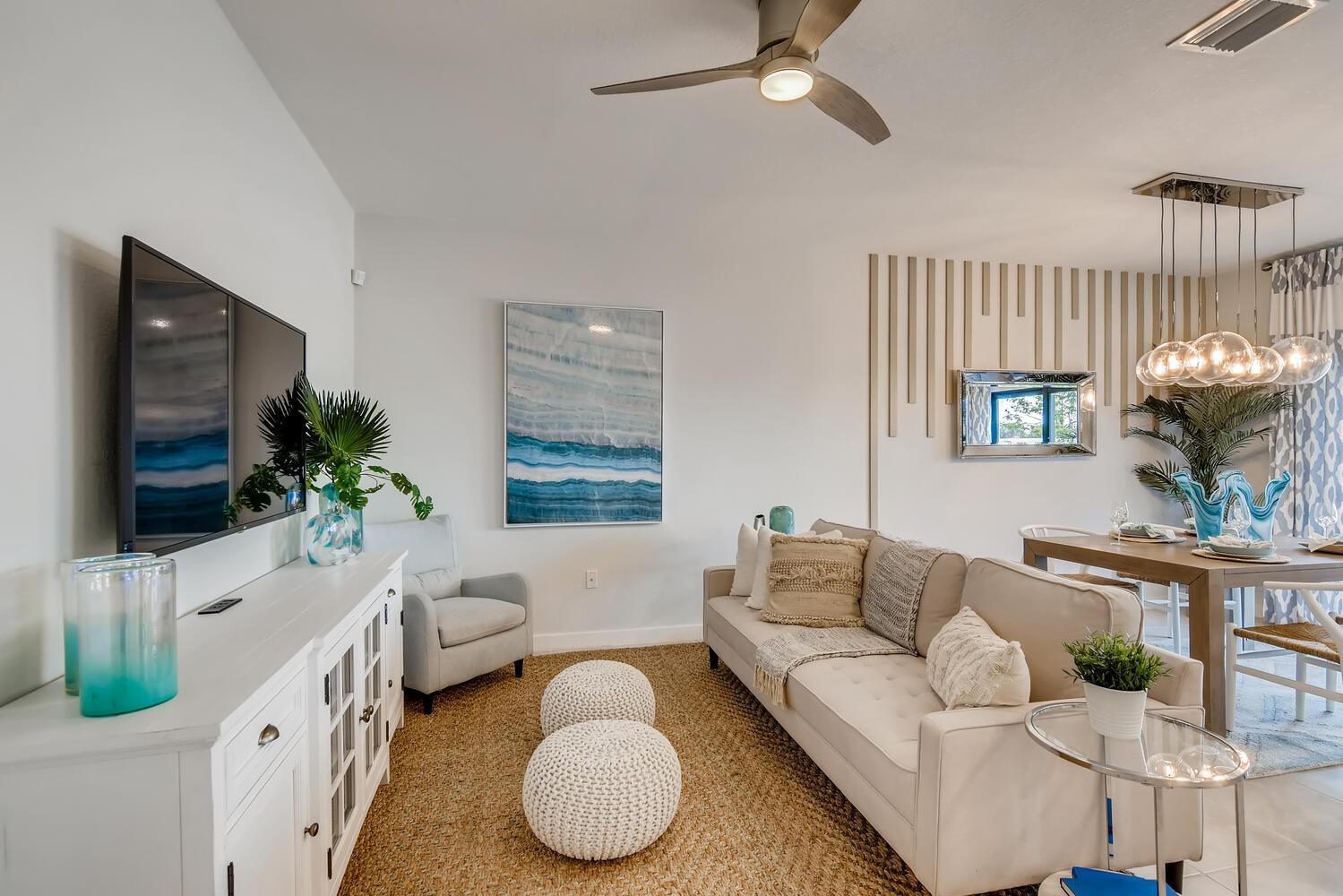 Living Area featured in the Bella By D.R. Horton in Miami-Dade County, FL