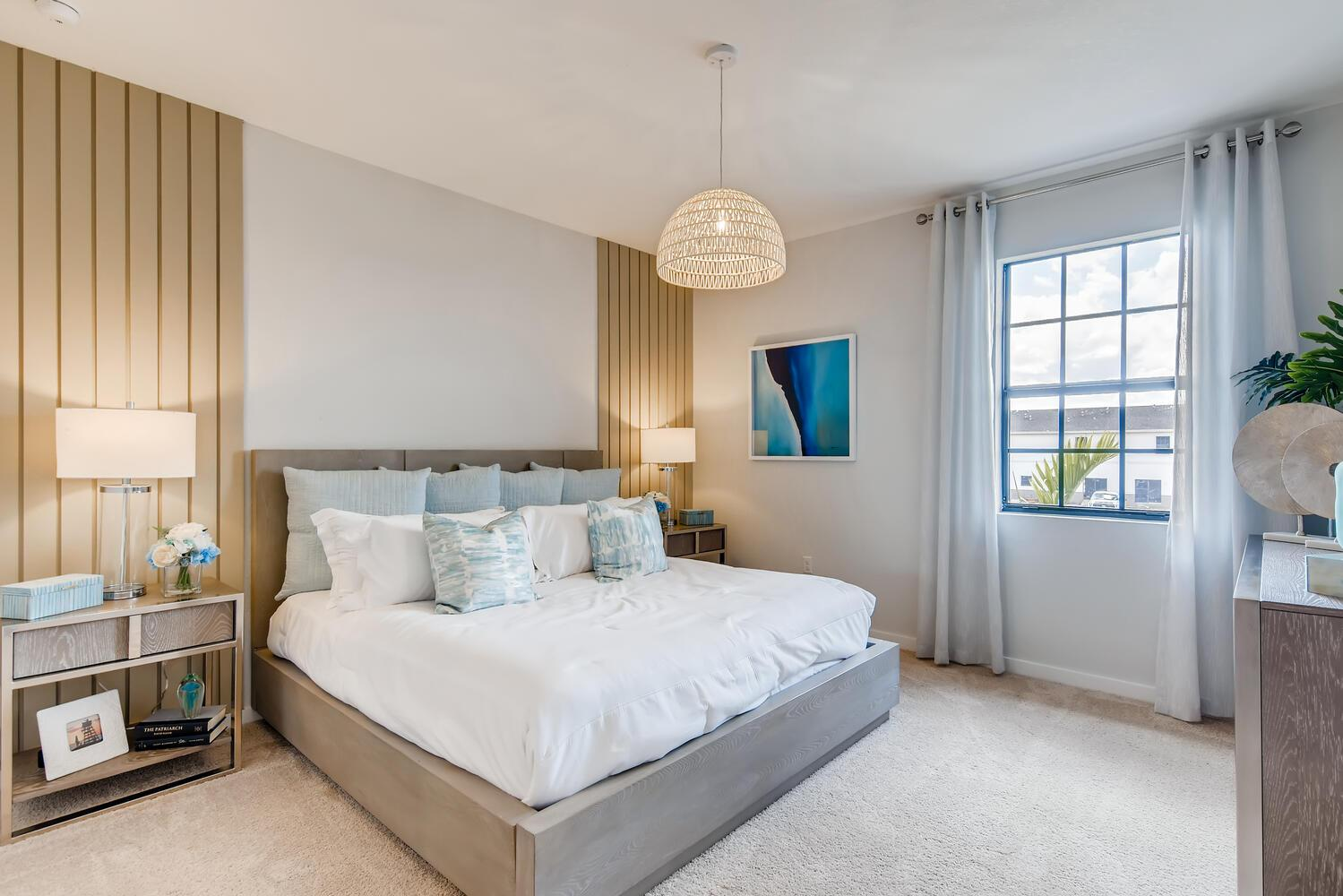 Bedroom featured in the Bella By D.R. Horton in Miami-Dade County, FL