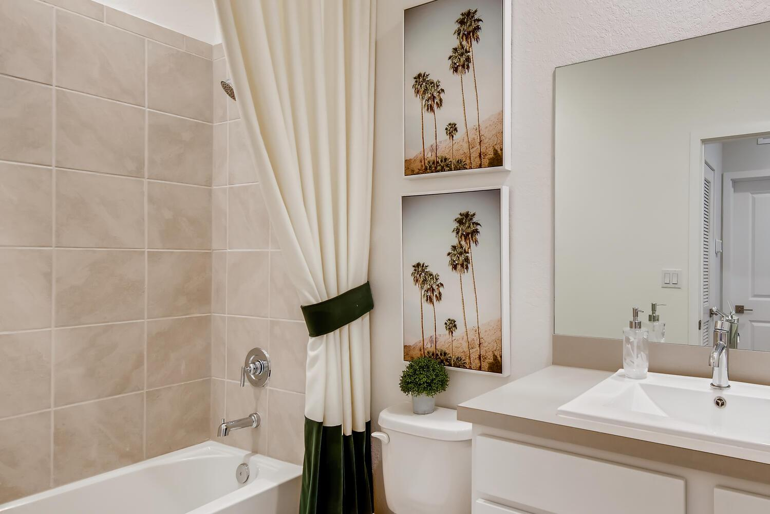 Bathroom featured in the Bella By D.R. Horton in Miami-Dade County, FL