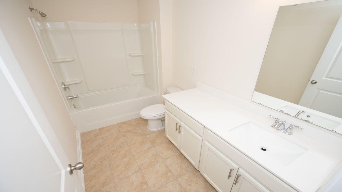 Bathroom featured in the GLYNN By D.R. Horton in Myrtle Beach, SC