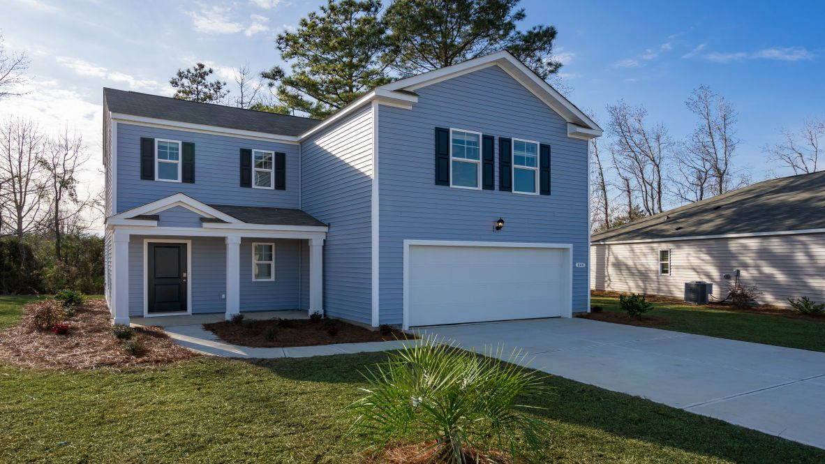 Exterior featured in the ARDEN By D.R. Horton in Myrtle Beach, SC