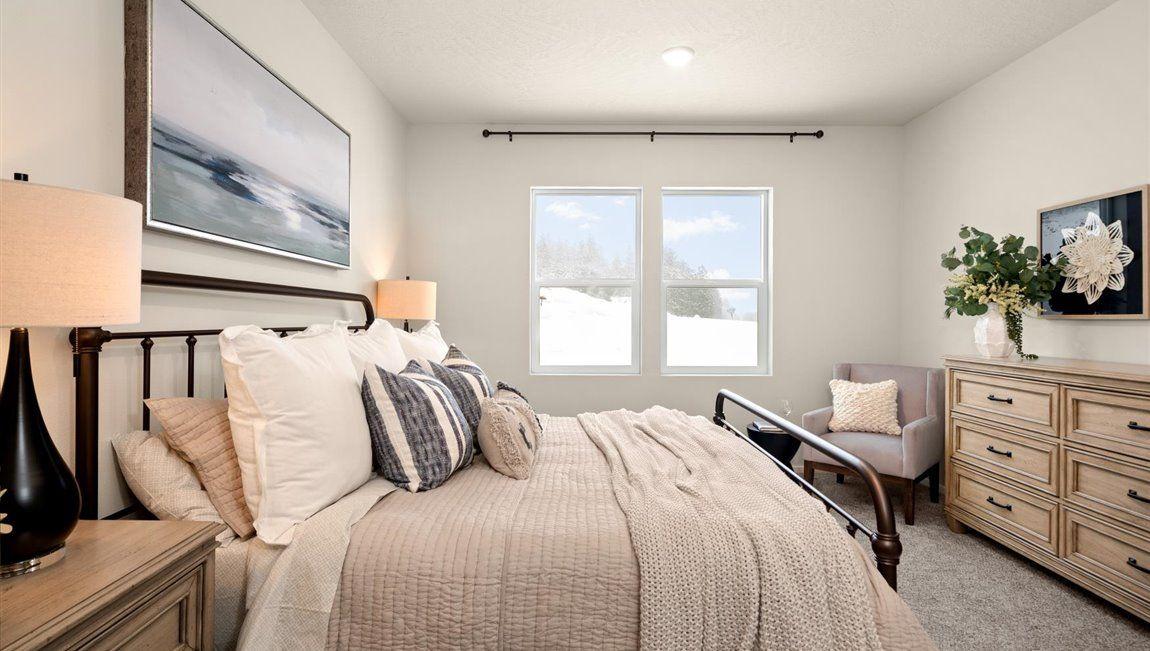 Bedroom featured in the KERRY By D.R. Horton in Spokane-Couer d Alene, WA